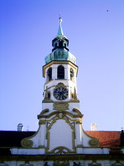 Loreto Convent Clock Tower, Prague (garnets1973) Tags: prague clocktower loretoconvent