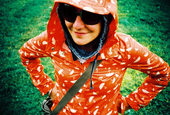 umbrella patterned rain coat (lomokev) Tags: camping red portrait england green girl smile field fashion festival female umbrella happy lomo lca xpro lomography crossprocessed xprocess mac coat lomolca hood agfa raincoat jessops100asaslidefilm agfaprecisa lomograph patten patterned agfaprecisa100 precisa jessopsslidefilm annacarlson beachdown beachdown2008 beachdown08 flickr:user=annacarlson roll:name=080915lomolcab annakissed file:name=080915lomolcab089 umbrellapatten