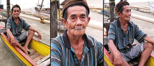 Javanese Fisherman