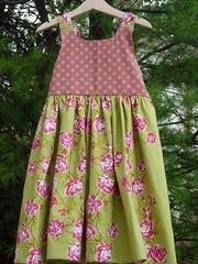 Garden Party Dress (Shelly, Figgy's) Tags: analise partydress annamariahorner sandihenderson figgys figgyskids