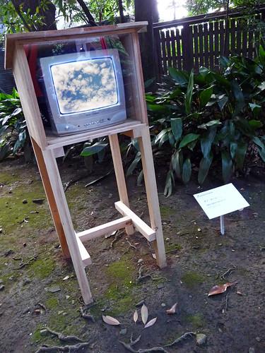 """SKY TV for Hikawa Jinja"" by Yoko Ono - 14"