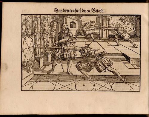 Joachim Meyer - Gründtliche Beschreibung des Fechtens 1570e