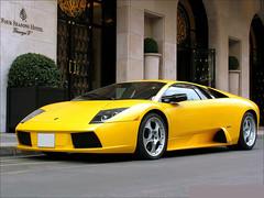 [フリー画像] [自動車] [スーパーカー] [スポーツカー] [ランボルギーニ/Lamborghini] [ランボルギーニ ムルシエラゴ] [Lamborghini Murcielago] [イタリア車]    [フリー素材]