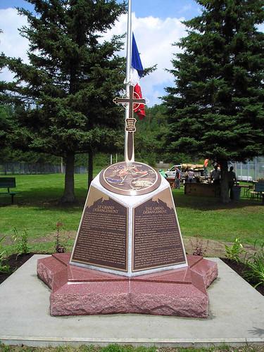 Monument Saint-Basile