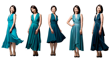Butter by Nadia Bridesmaids Dresses