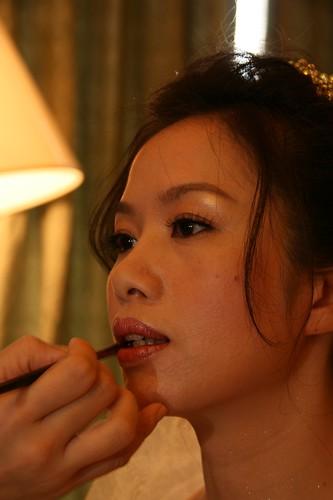 你拍攝的 20081110GeorgeEnya迎娶023.jpg。