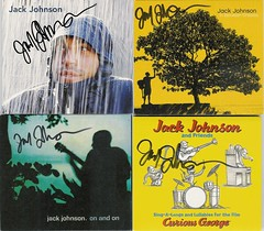 Jack Johnson Signed CD Collection (Foundations of Music) Tags: park charity friends chicago west celebrity rock kids fairytale jack for george december 5 auction cd signature johnson autograph curiousgeorge dreams roll curious 2008 brushfire jackjohnson between parkwest signed autographed rockforkids in inbetweendreams onandon youthjam brushfirefairytale jackjohnsonandfriends