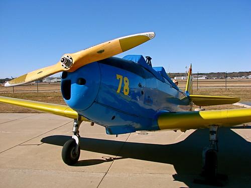 Warbird picture - Fairchild PT-19 Cornell