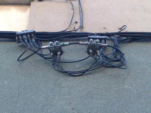 El Cable de Gelida embolicat