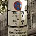 Bent Sign