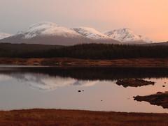 Dusk. (Female Robin) Tags: scotland twilight dusk perthshire loch gloaming faved rannoch