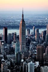 Empire City (Tony Shi Photos) Tags: nyc newyorkcity urban skyline skyscraper cityscape best fromabove esb empirestatebuilding helicoptertour 34thst midtownmanhattan     sonya700    thnhphnewyork  aerialshooting tonyshi