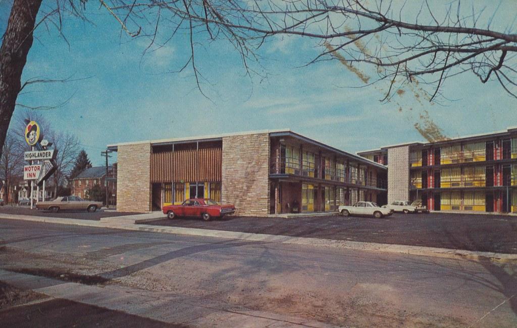 Highlander Motor Inn - Arlington, Virginia