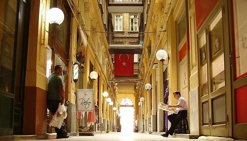 Calles de Estambul Foto 3