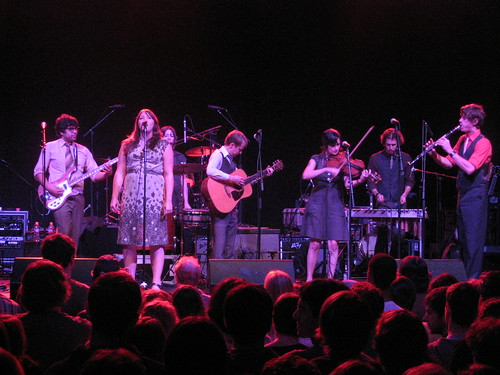 Loch Lomond, the Warfield, November 25, 2008