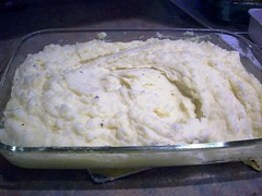 Mashed potatoes - FROM SCRATCH