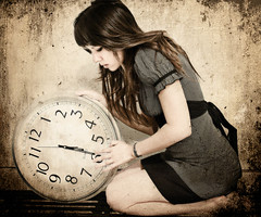 Time in my hands (Michelle Avendao) Tags: clock hands time michelle fairy 365