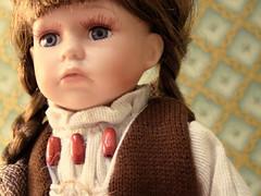 sad doll ~ (D o 7 ε) Tags: sadness sad