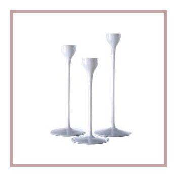 ikea blomster glass candlestick