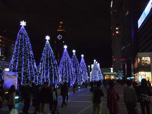 Christmas Illumination (Shinjuku)