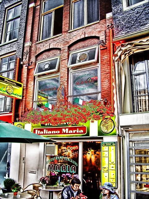 """Ristorante Italiano """"Maria"""" - Amsterdam"""