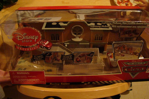 Disney CARS Remote control mini's by jadafiend