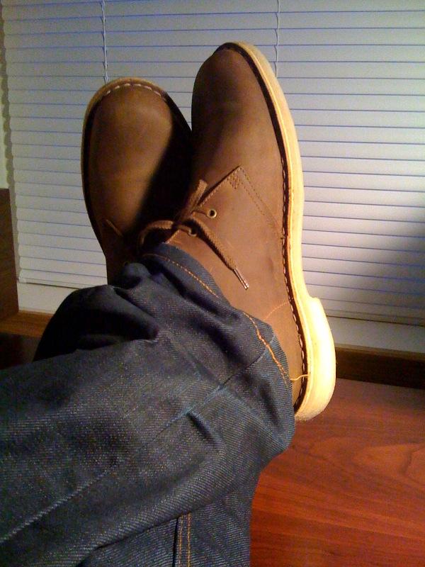 chippewa boots vs clarks desert boot style brahs gtfih
