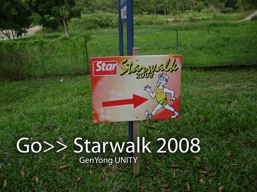 Starwalk 2008