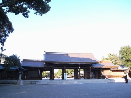 橿原神宮(2008大絵馬)-01