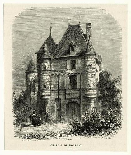 001-Castillo de Bouvray. (1856)