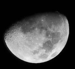 December 8th Moon