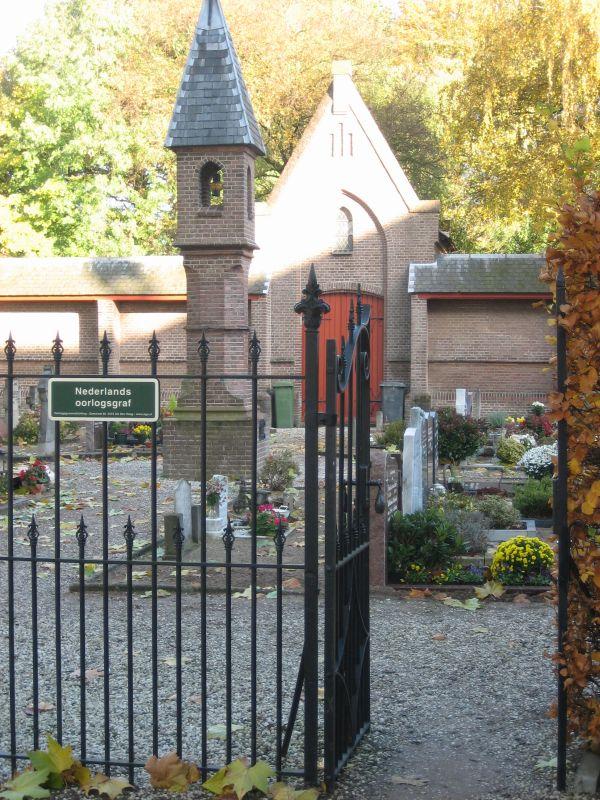 Jutphaas catholic cemetery, Nieuwegein