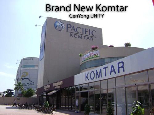 Brand new Komtar