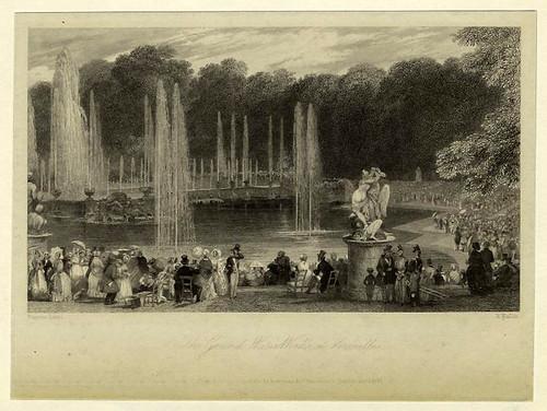 011-La fuente de los surtidores Versalles
