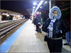 Like ... Dreamsville (TheeErin) Tags: winter light people chicago cold public girl beautiful station scarf train sadness illinois eyes waiting alone cta publictransit belmont candid platform young tracks el il transit l nothing shelter sosad ruff humans chicagoland lurk temperance liberality chicagoist gentleness elstation magnificence magnanimity masstrans