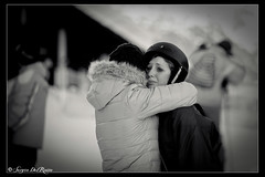 Cold Sadness (SdR Art Photography) Tags: portrait people italy snow ski girl canon eos sadness blackwhite sdr gente persone neve ritratto incontri sci biancoenero ragazza spontaneous magicmoment pila valledaosta llens canonef70200mmf4 sconosciute 40d spontanea bwartaward goldstaraward 20thdecember2008 spiritofphotography unkwnow wwwluxintenebracom sergiodelrosso httpwwwluxintenebracom wwwluxintenbracom wwwsergiodelrossocom