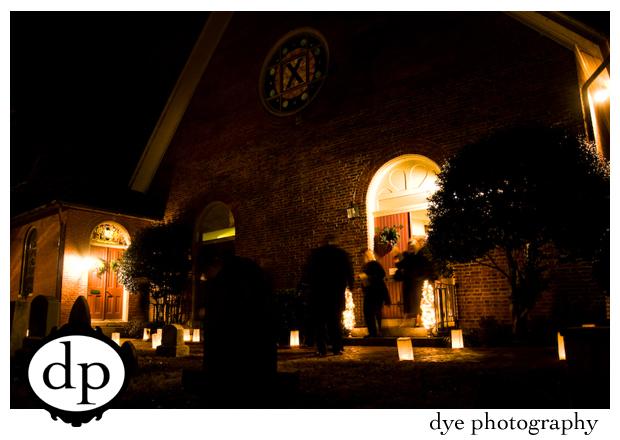 le church
