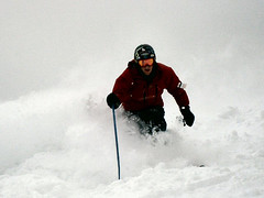 - Cannon Mountain, NH powder