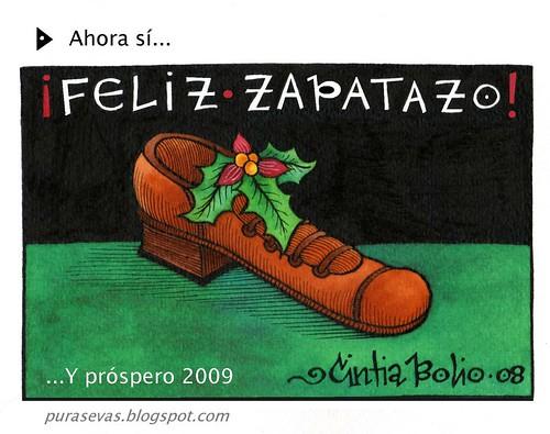 Cintia bolio Feliz Zapatazo