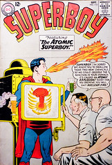 The Atomic Super Boy