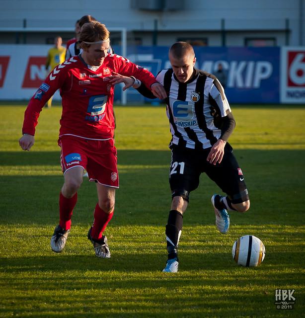 Guðmundur Reynir Gunnarsson (Mummi Messi) - (KR)