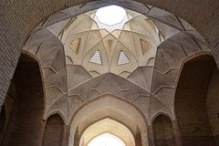 Ceiling tile_Meybod (Hamidreza Yousefi) Tags: nikon iran persia yazd يزد ايران ceilingtile سقف meybod ميبد nikond3100 آجري