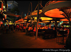 Clarke Quay_4, Singapore (Mukul Banerjee (www.mukulbanerjee.com)) Tags: city tourism beautiful architecture night island photography nikon singapore asia cityscape pics south cityscapes images tourist photographs nightlife southeast dslr strait singapura apj malaya southasia d300 sigma1020mm citystate republicofsingapore earthasia bymukulbanerjee mukulbanerjee mukulbanerjee mukulbanerjeephotography mukulbanerjeephotography wwwmukulbanerjeecom