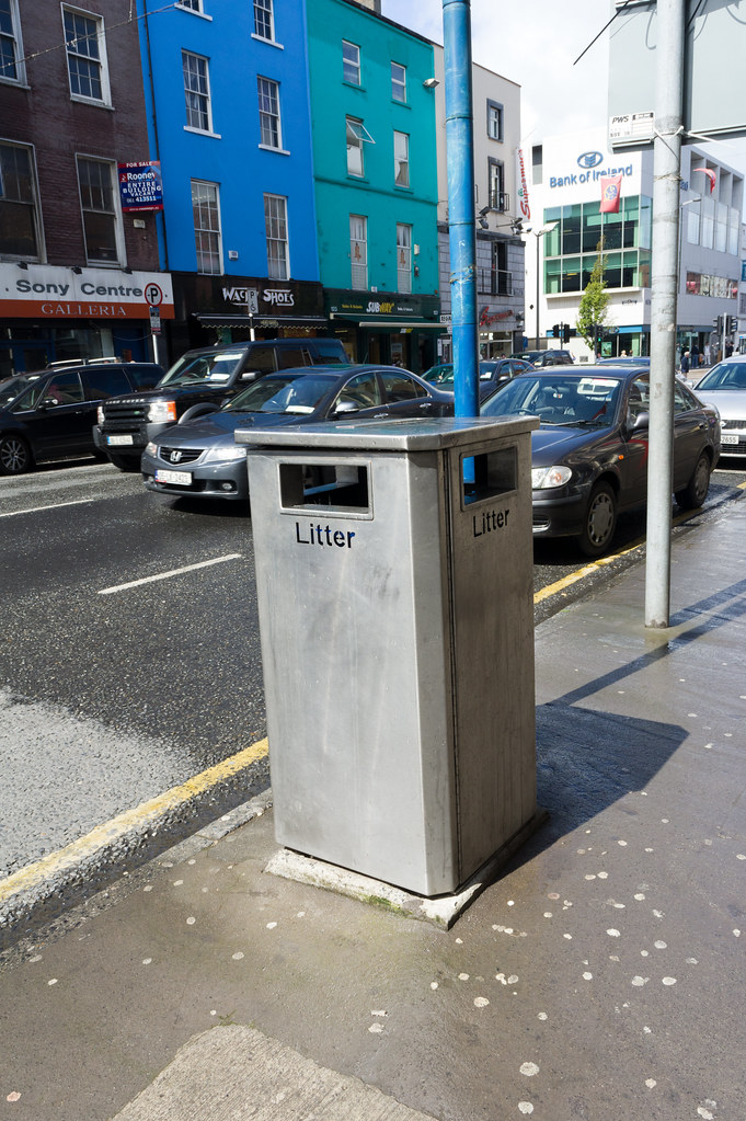 Limerick - Here Is A Proper Litter Bin