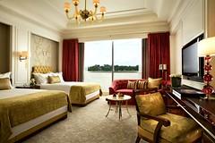 アフタヌーンティーで人気のホテル ザ セントレジス シンガポール