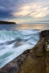 """""""Power"""" (Explored #327) (Luke Peterson Photography) Tags: colour movement waves horizon stormy powerful 1740mm laperouse cokin whispyclouds gnd p121m canon7d"""