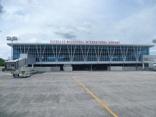 Clark Airport (Diosdado Macapagal International Airport)