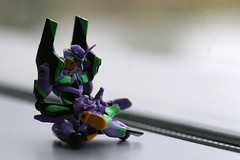 Meditation (Ali Tse) Tags: toy toys mediation evangelion revoltech jfigure