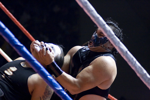 Las Luchas (by El Pelos Briseño)