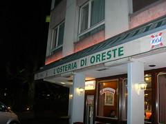 L'Osteria di Oreste, Geneva
